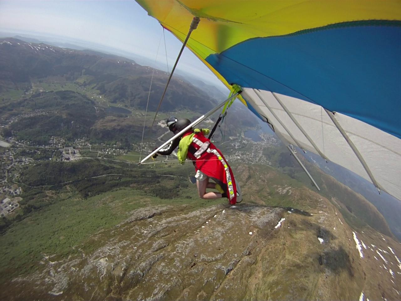Hang Gliding - Norge - OZ Report - News